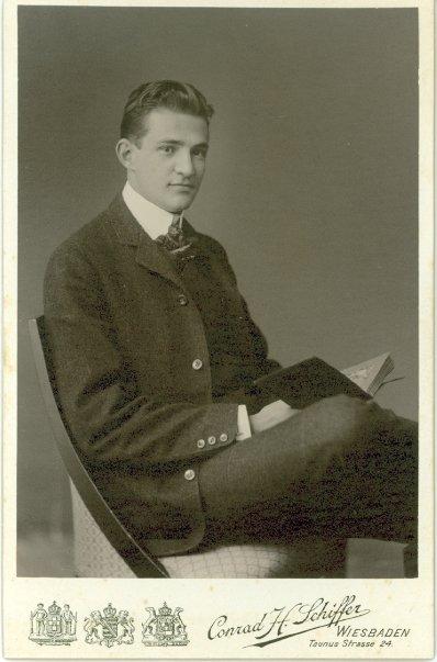 Federico Stallforth, Wiesbaden, 1902-1907